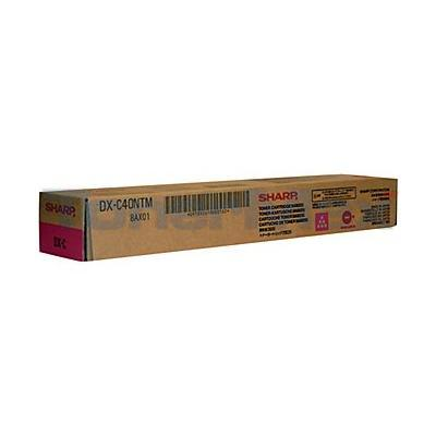 SHARP DX-C310FX TONER CARTRIDGE MAGENTA